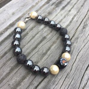 Jewelry - Handmade magnetic therapy bracelet